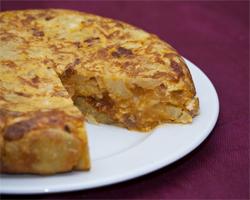 receta tortilla de patatas cocidas